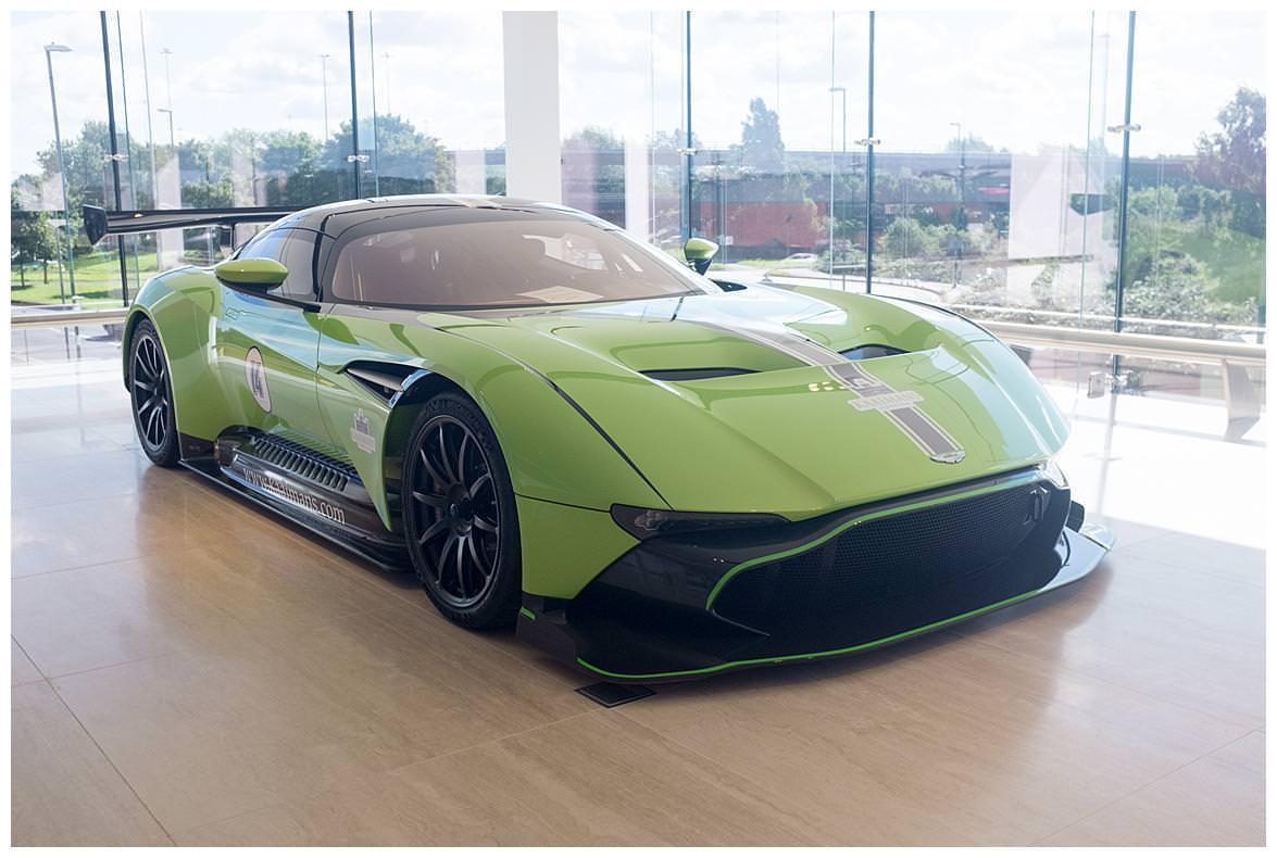 Aston Martin Vulcan (Vat Qualifying) #39