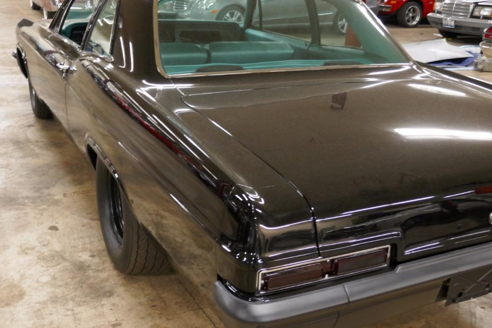 1966 Chevrolet Bel Air -POWERFUL 540 V8/ TH400 AUTOMATIC- DANA REAR- SEE VIDEO Stock # 540ILKF for sale near Mundelein, IL | IL Chevrolet Dealer #14