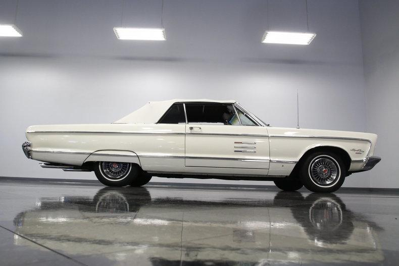 1966 Plymouth Sport Fury Convertible #22