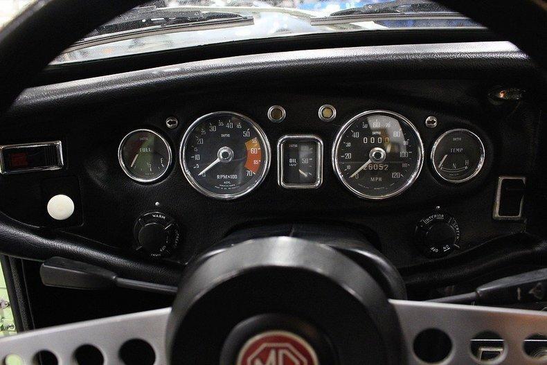 1970 MG MGB GT #36