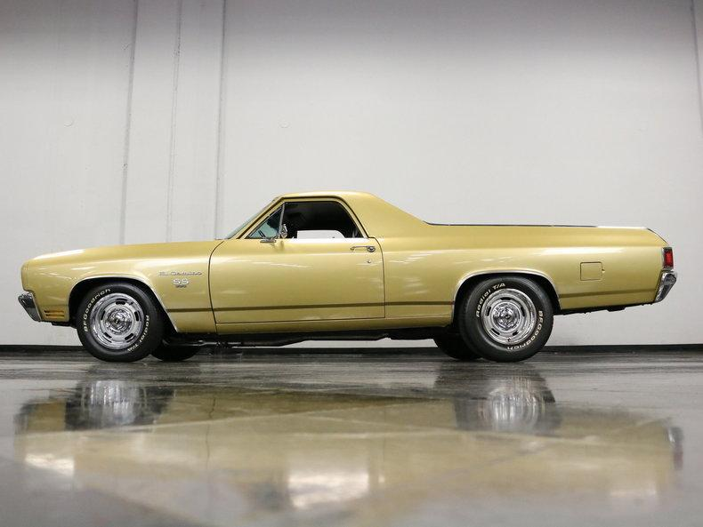 1970 Chevrolet El Camino #10