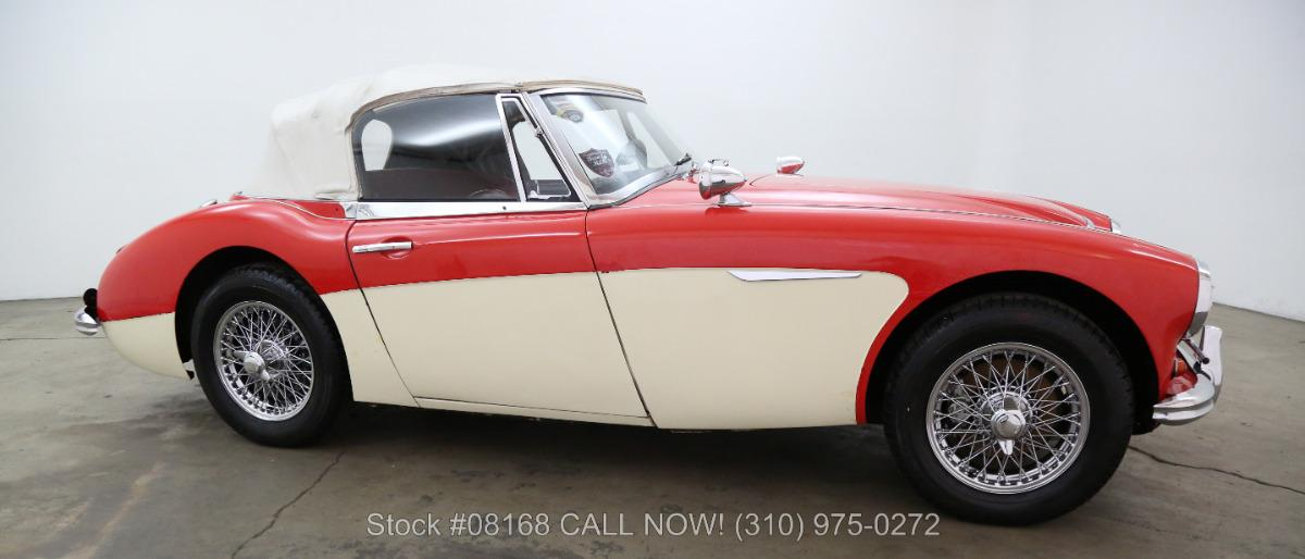 1963 Austin-Healey 3000 BJ7 #21