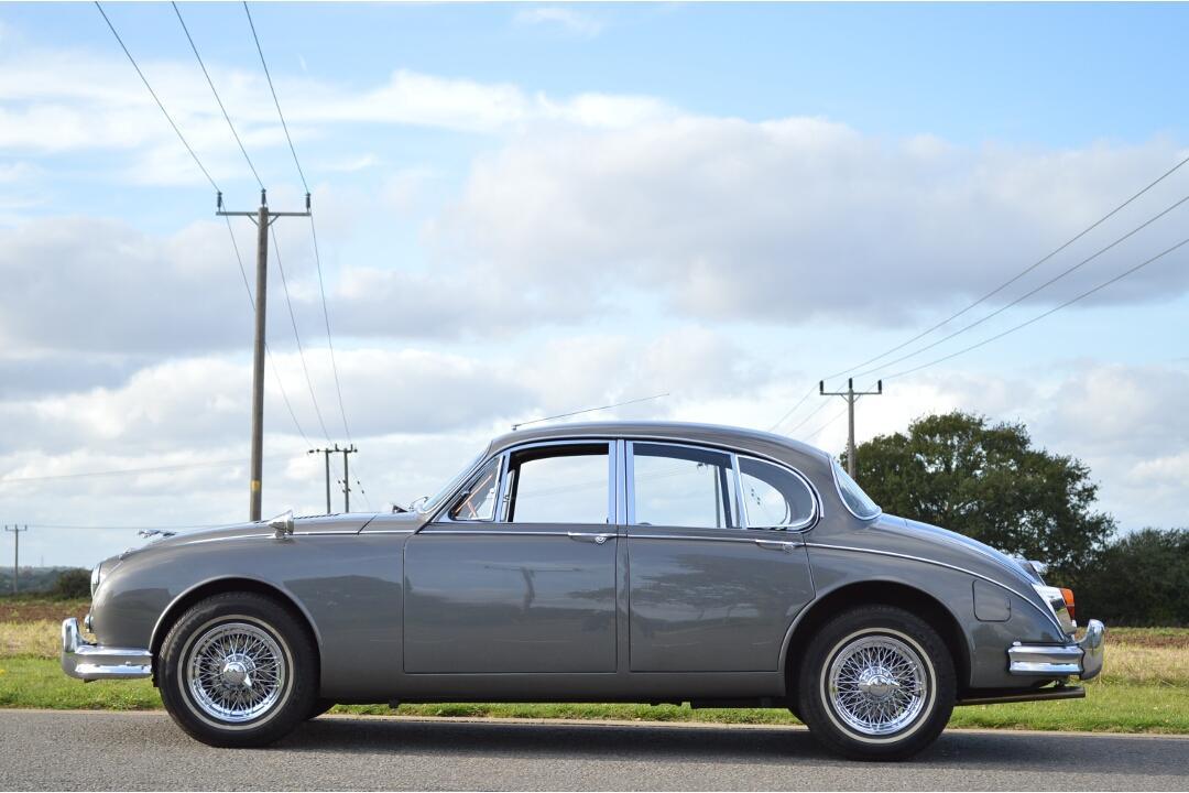 Jaguar Mk2 3.8 Genuine Coombs #3
