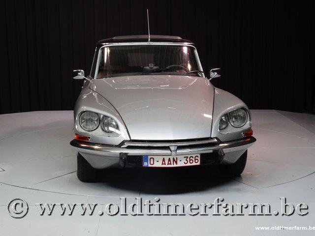 Citroën DS23 Injection Pallas Découvrable '73 #105