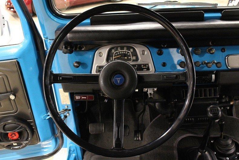 1977 Toyota Land Cruiser FJ-40 #33