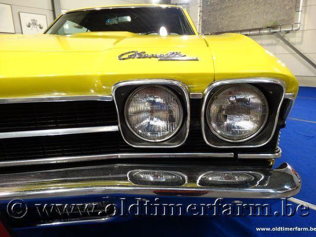 Chevrolet Chevelle Malibu SS396 '69 #21