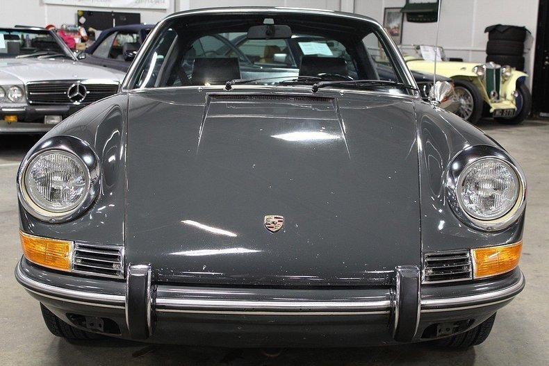 1969 Porsche 911 T #7