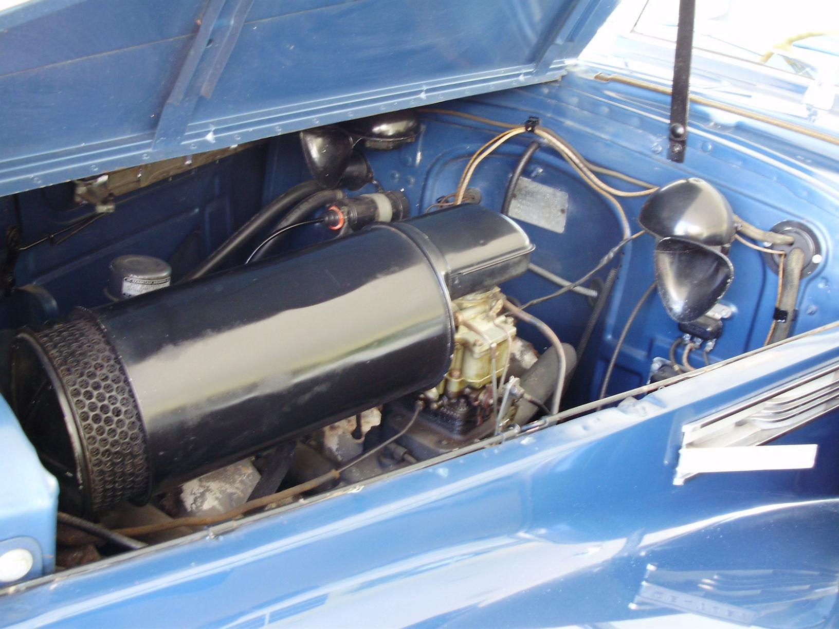 1940 BUICK CENTURY CONVERTIBLE SEDAN - Vintage Motors of Sarasota Inc. #41