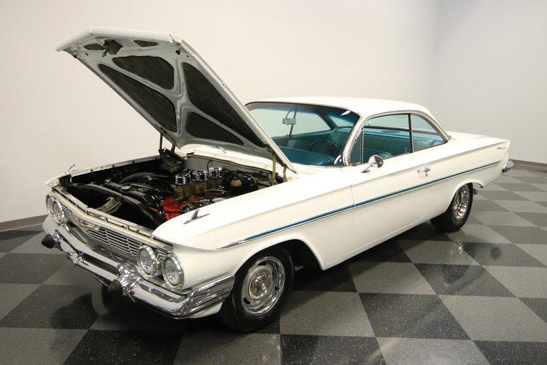 1961 Chevrolet Bel Air Bubble Top #26