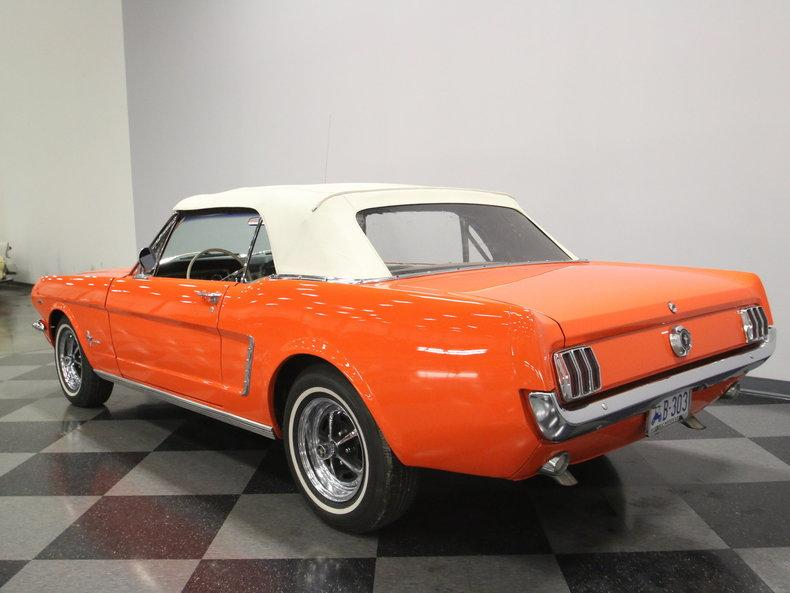 1965 Ford Mustang #15