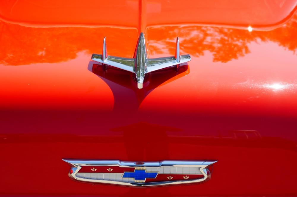 1955 Chevrolet Bel Air -BIG BLOCK-PERFECT COLOR COMBO-NEW ARRIVAL-SEE VIDEO Stock # 156NSC for sale near Mundelein, IL   IL Chevrolet Dealer #16