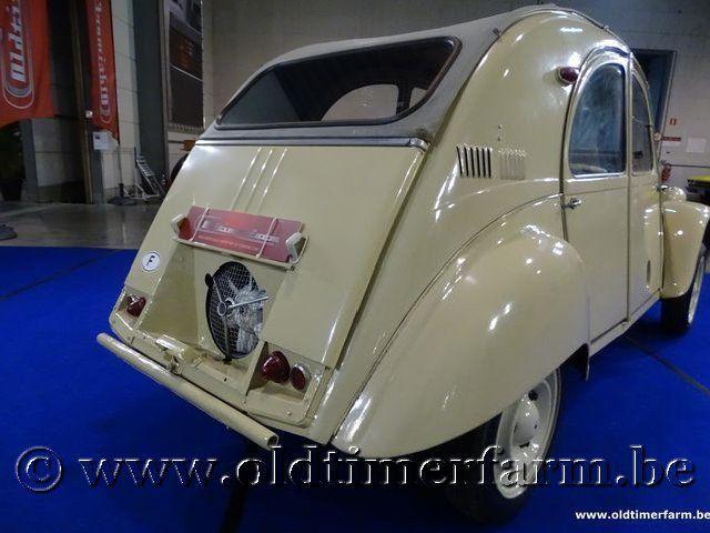 Citroën 2CV 4x4 Sahara '62 #42
