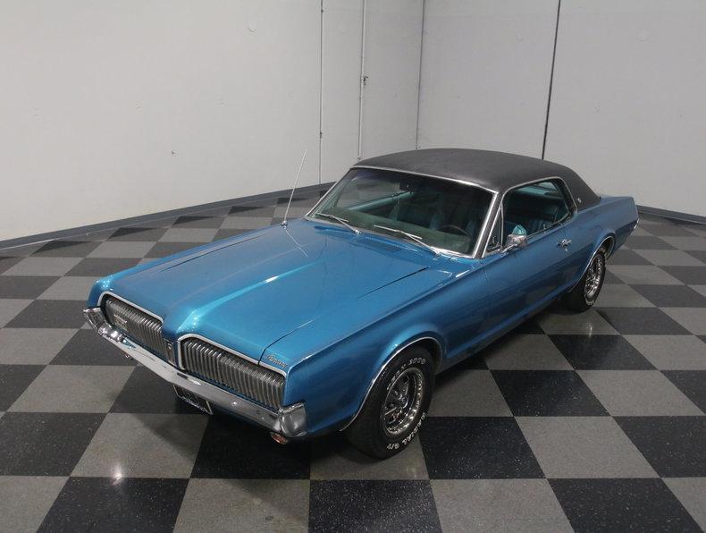 1967 Mercury Cougar #6