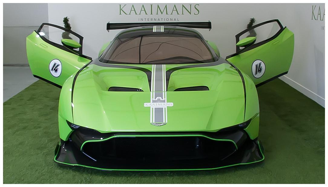 Aston Martin Vulcan (Vat Qualifying) #11