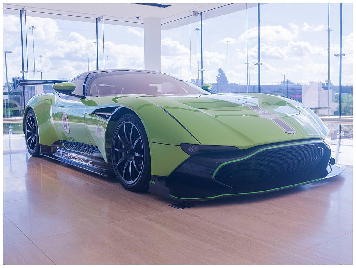 Aston Martin Vulcan (Vat Qualifying) #24