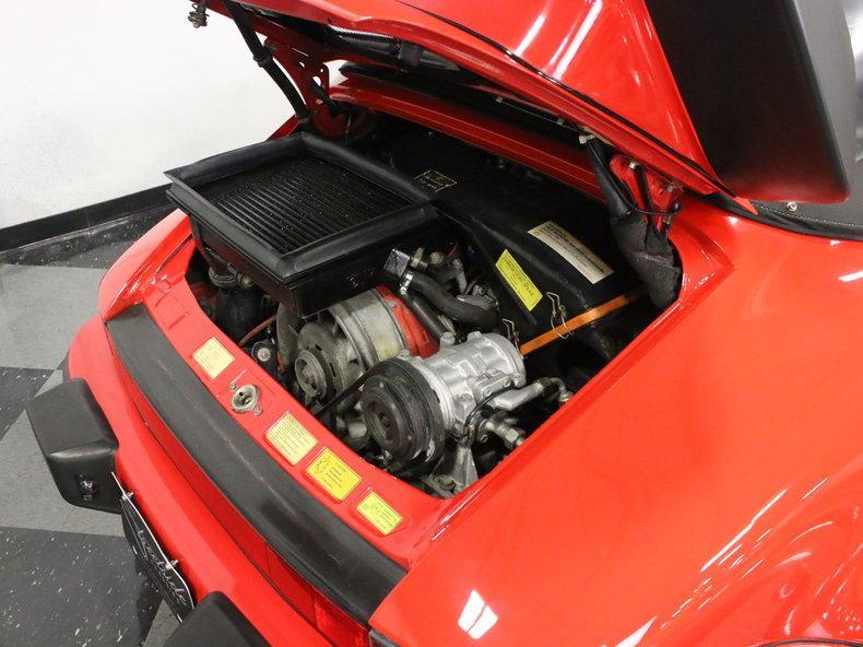 1988 Porsche 911 Turbo Cabriolet #31