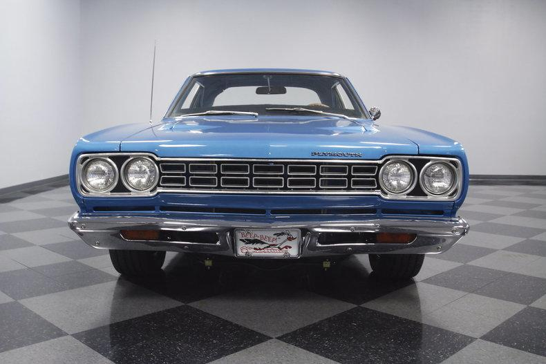 1968 Plymouth Road Runner #4