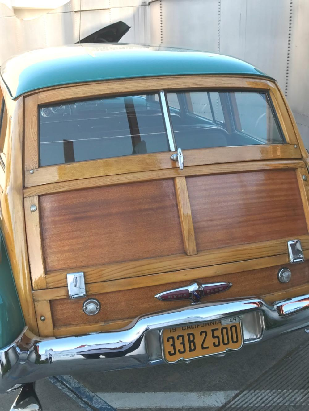 1949 Buick Series 50 -RARE WOODY WAGON- ONLY 653 BUILT-Super Estate Wagon Stock # 849CAMK for sale near Mundelein, IL | IL Buick Dealer #55