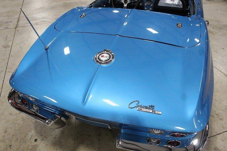 1965 Chevrolet Corvette #9