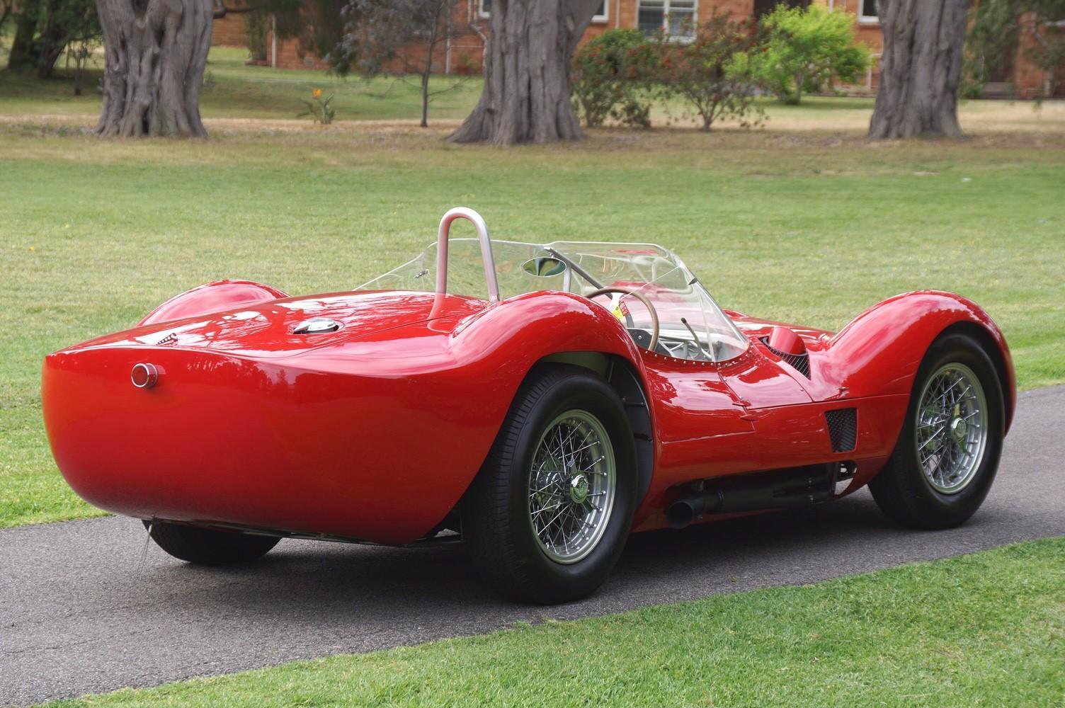 Maserati Tipo 61 Birdcage #3