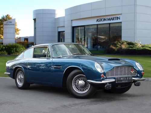 classic aston martin cars for sale | autoclassics