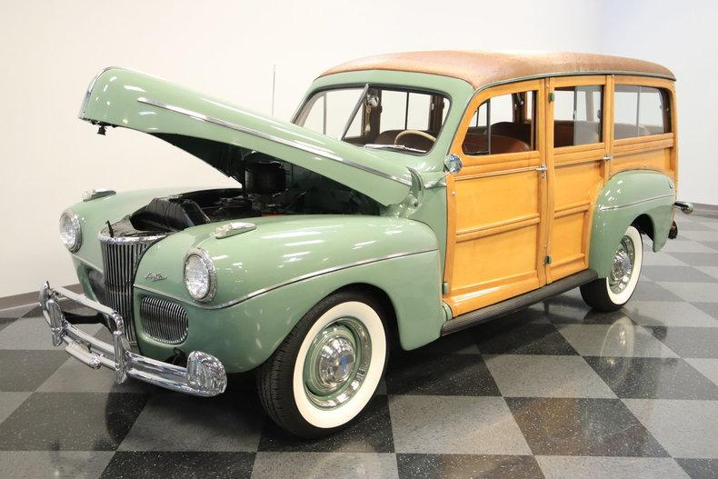 1941 Ford Woody Wagon #26