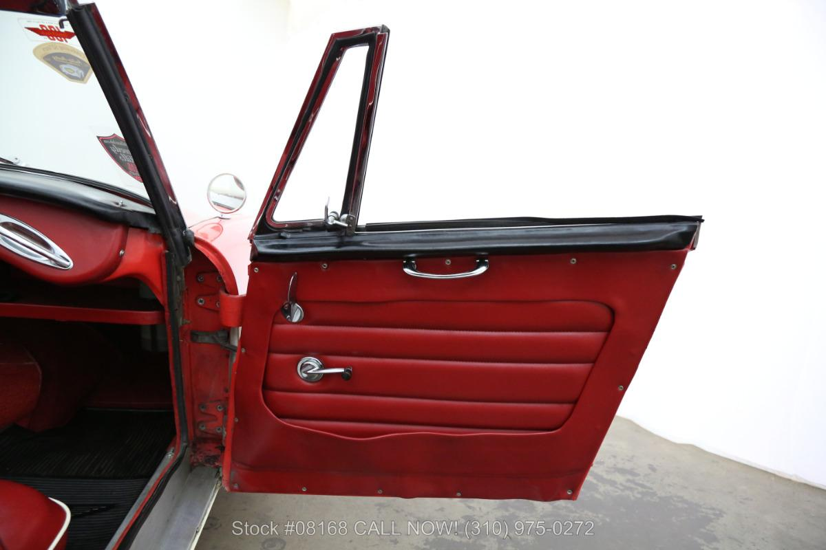 1963 Austin-Healey 3000 BJ7 #52