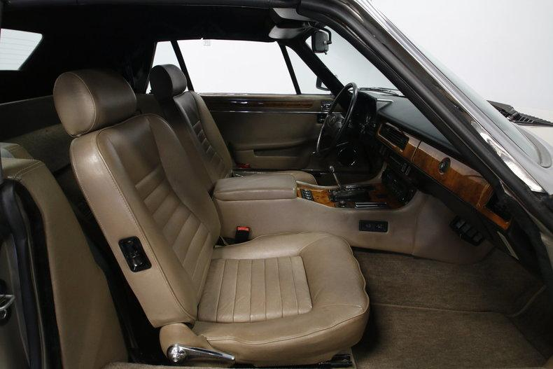 1988 Jaguar XJS V12 #45