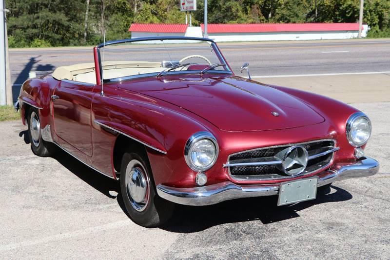 Mercedes-Benz 190SL 1958 #0