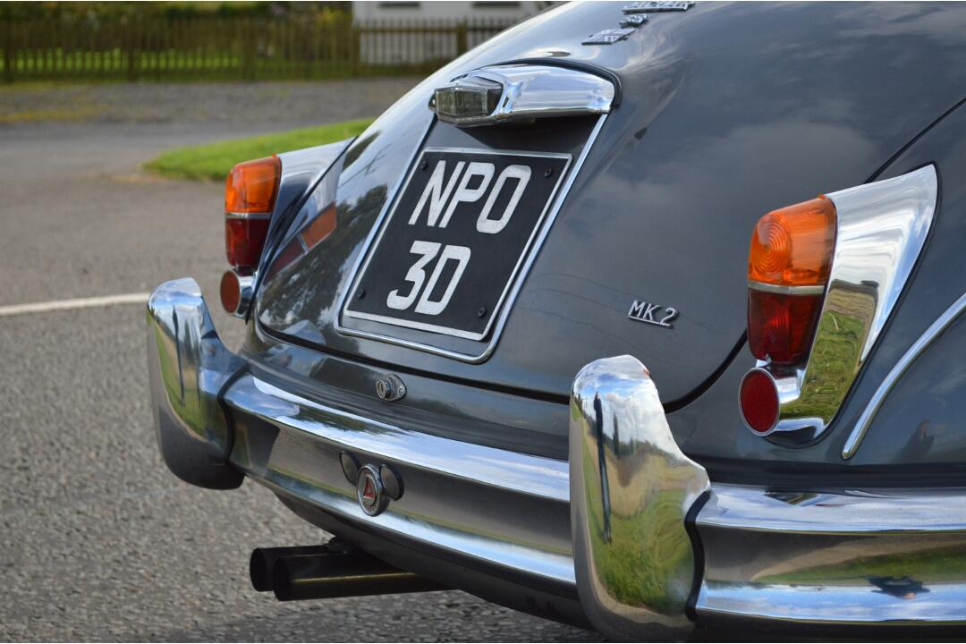 Jaguar Mk2 3.8 Genuine Coombs #12