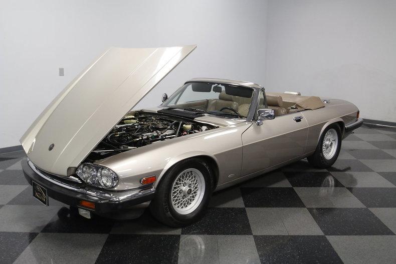 1988 Jaguar XJS V12 #25
