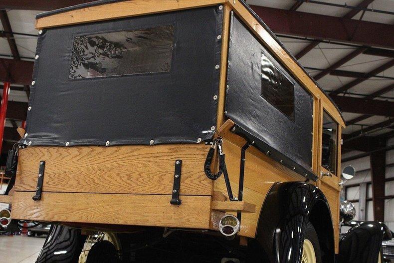 1931 Ford Model A Huckster #26