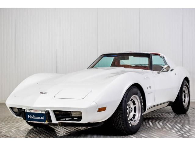 Chevrolet Corvette C3 T-Top Targa #19
