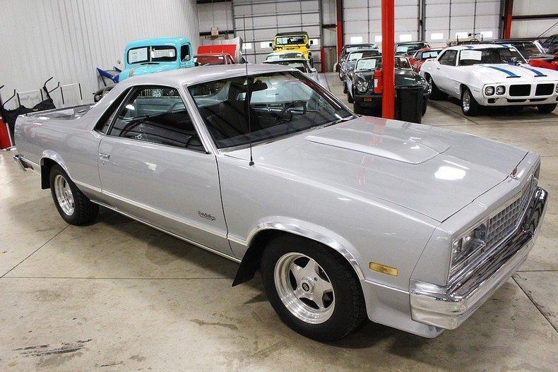 1985 Chevrolet El Camino #87