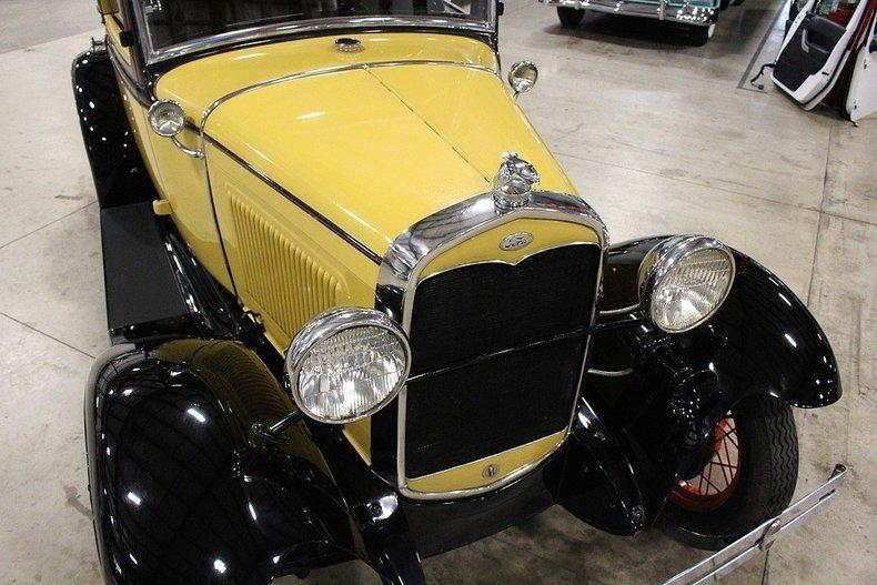 1931 Ford Model A #8