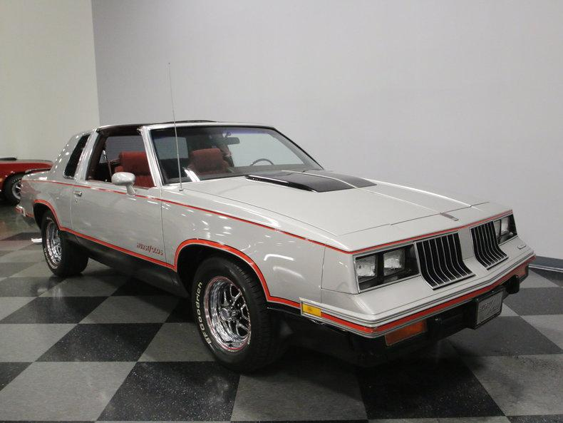 1984 Oldsmobile Cutlass Hurst/Olds #29