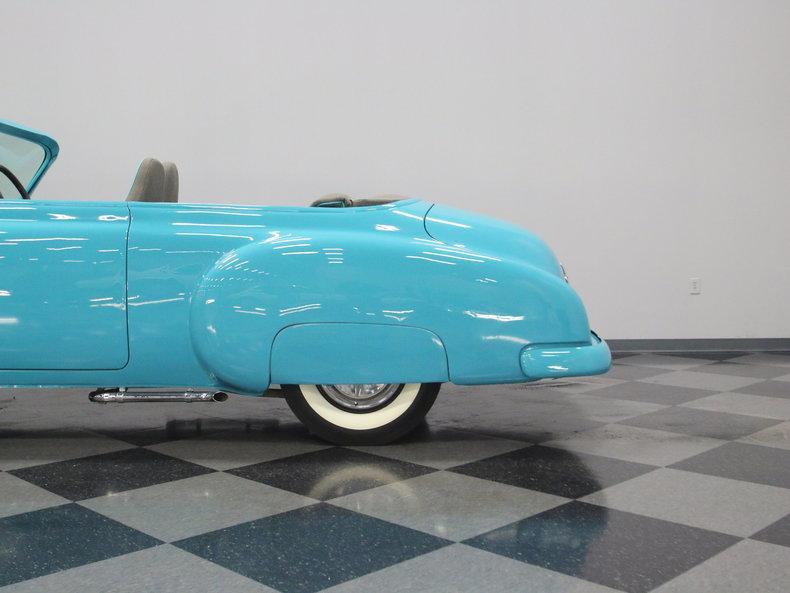 1949 Chevrolet Sedan Roadster #12