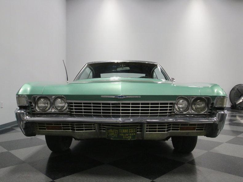 1968 Chevrolet Impala #4