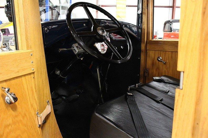1931 Ford Model A Huckster #14