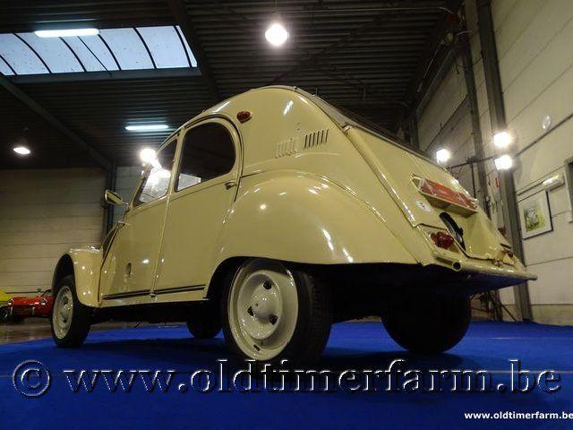 Citroën 2CV 4x4 Sahara '62 #17