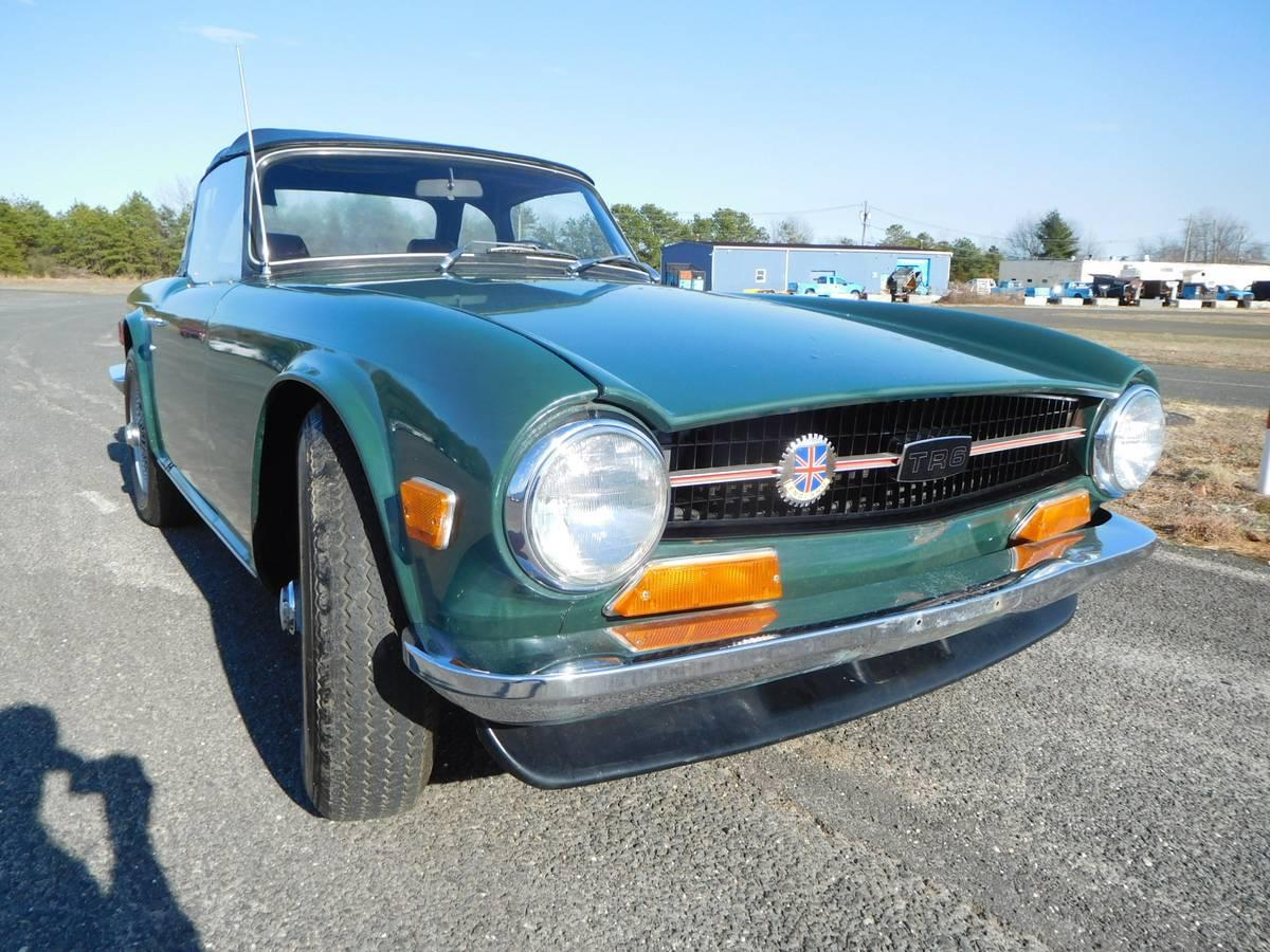 Triumph TR6 1971 for sale | Autoclassics.com