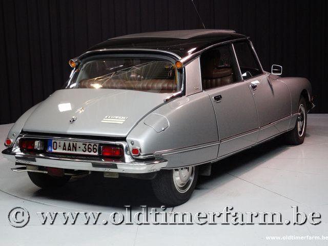 Citroën DS23 Injection Pallas Découvrable '73 #84
