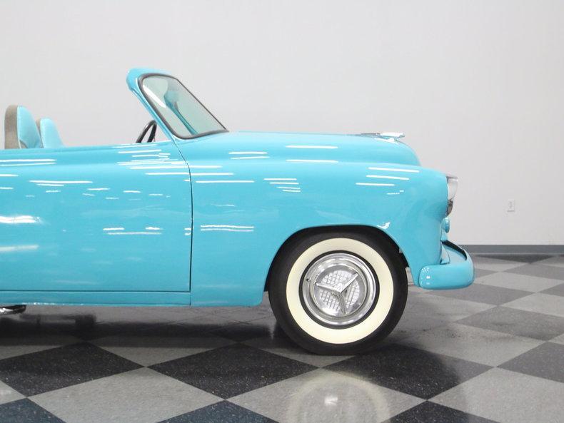 1949 Chevrolet Sedan Roadster #25