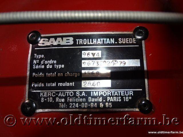 Saab 96 Monte Carlo Look '73 #143