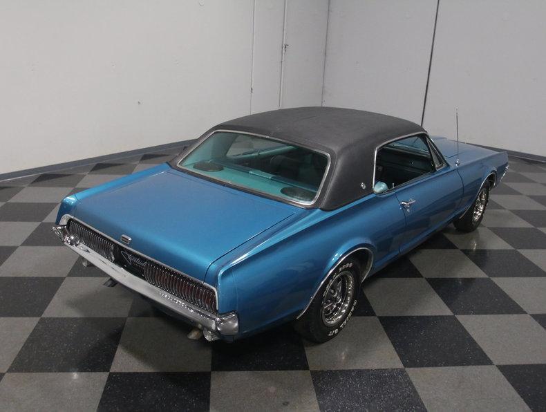 1967 Mercury Cougar #18