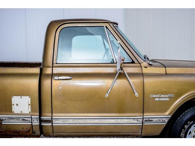 Chevrolet Pickup Custom Camper V8 #34