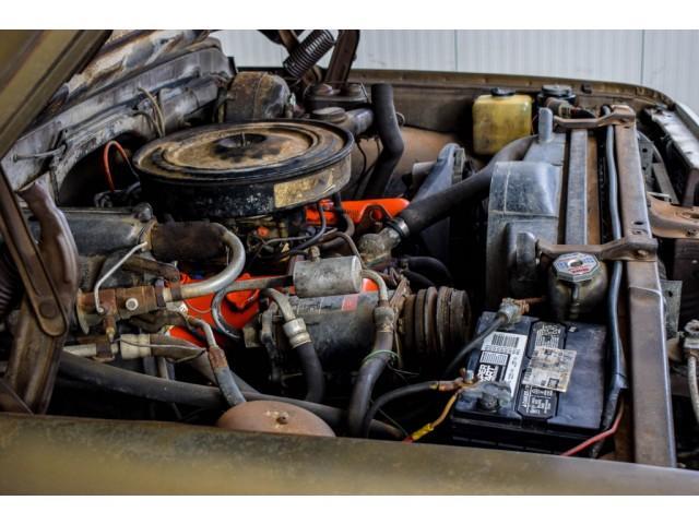 Chevrolet Pickup Custom Camper V8 #43