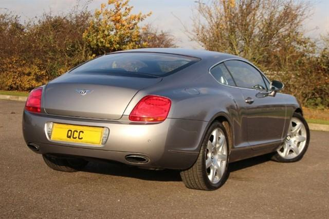 Bentley Continental GT MULLINER DRIVING SPEC #2