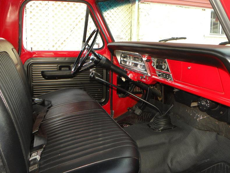 1969 Ford F100 Deluxe Styleside Pickup #38