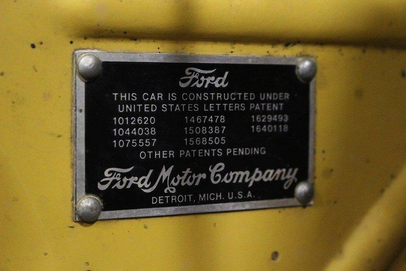 1931 Ford Model A #25